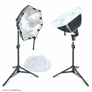 GSKAIWEN Photography Studio LED Lighting Kit